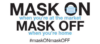 maskONmaskOFF Campaign