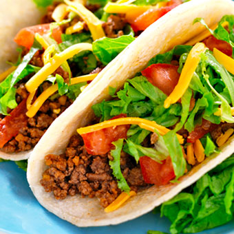 Taco Bar Party Package