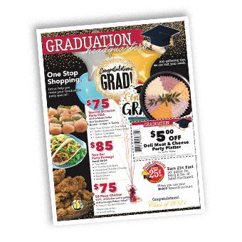 Graduation Headquarters Flyer