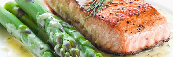 Norwegian Salmon Fillet Meal