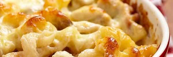 Buffalo Chicken Mac'n Cheese