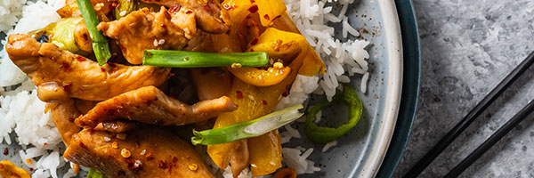 Asian Express Meal Deal