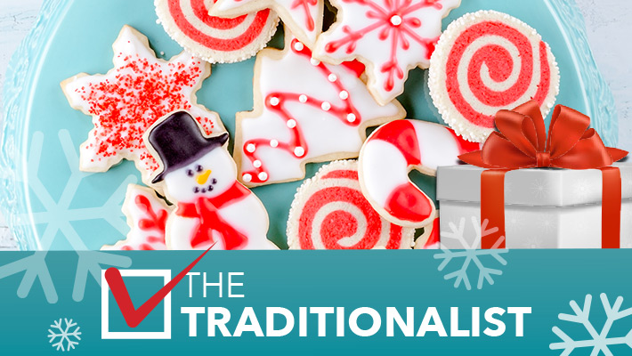 2020 TOP GIFT IDEA - The Traditionalist