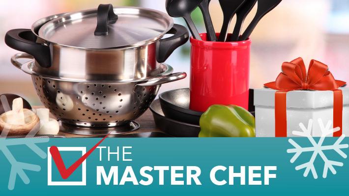 2020 TOP GIFT IDEA - The Master Chef
