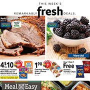 Weekly Ad Emails – Grocery